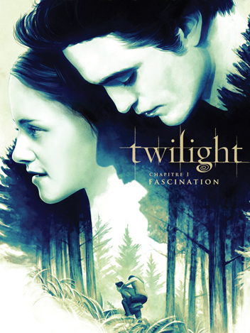 Twilight - chapitre 1 : fascination