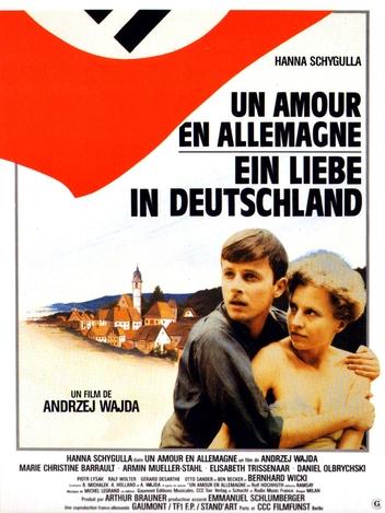 Un amour en Allemagne