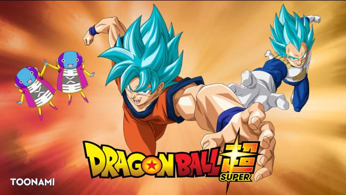 Une bataille à la vitesse de la lumière ! Goku et