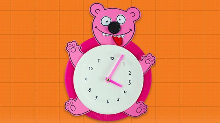 Urso Relógio