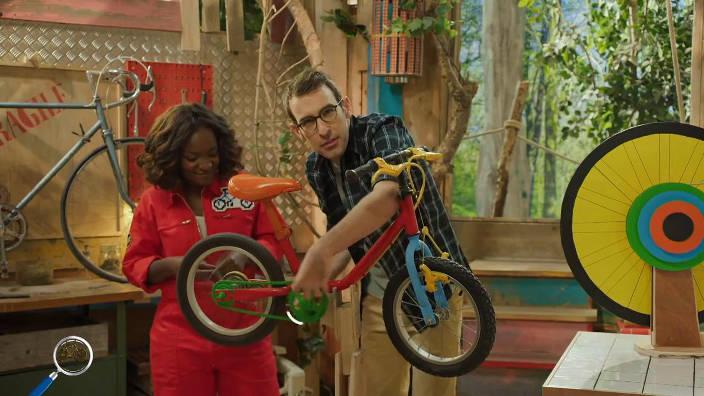 Vélo : comment ça roule…droit ?