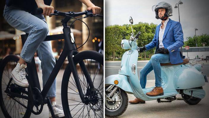 Vélo ou scooter électrique, que choisir ?