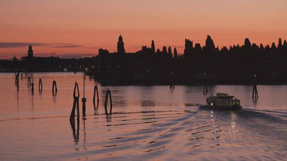 Venise, une ville posée sur l'eau