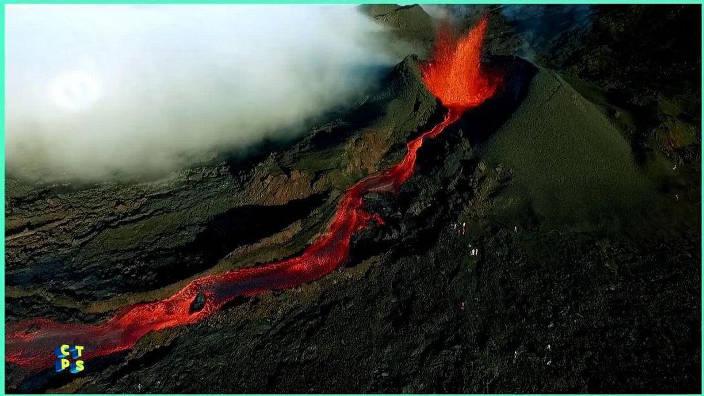 Volcans : quand la Terre crache du feu