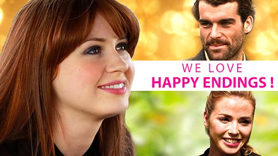 We Love Happy Endings !