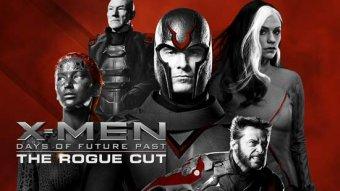 X-Men : days of future past - Rogue cut