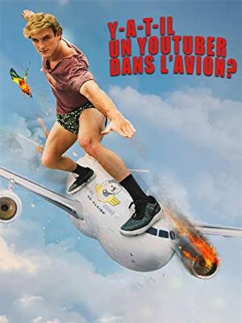 Y a t-il un youtuber dans l'avion ?