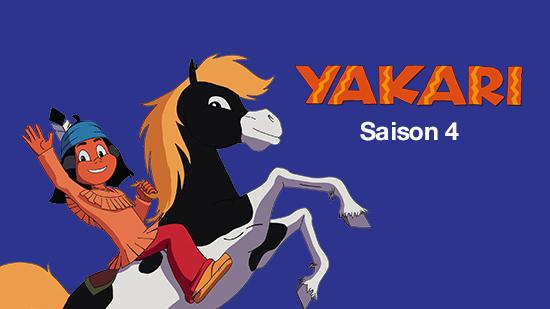 Yakari - S04