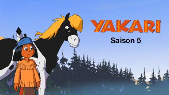 Yakari - S05