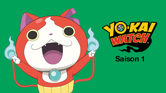 Yo-Kai Watch - S01