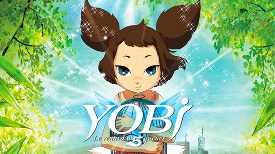 Yobi, le renard à 5 queues