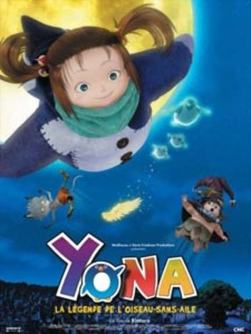Yona : la légende de l'oiseau-sans-aile