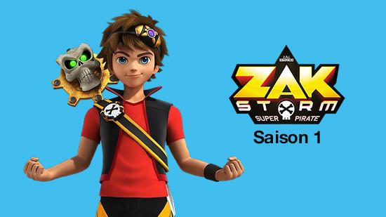 Zak Storm - S01