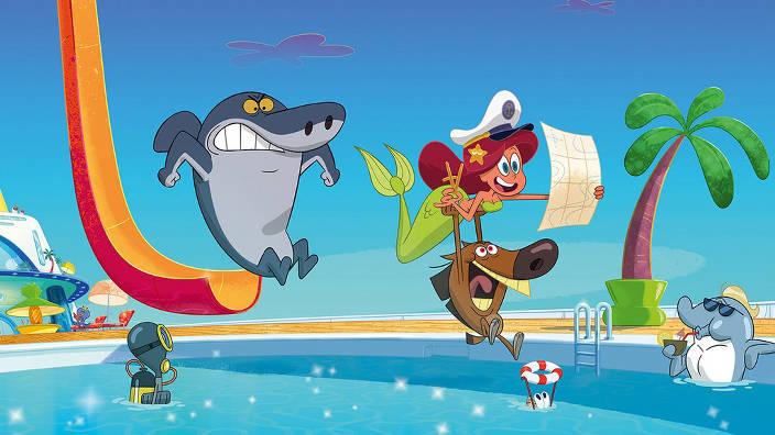 Zig et Sharko