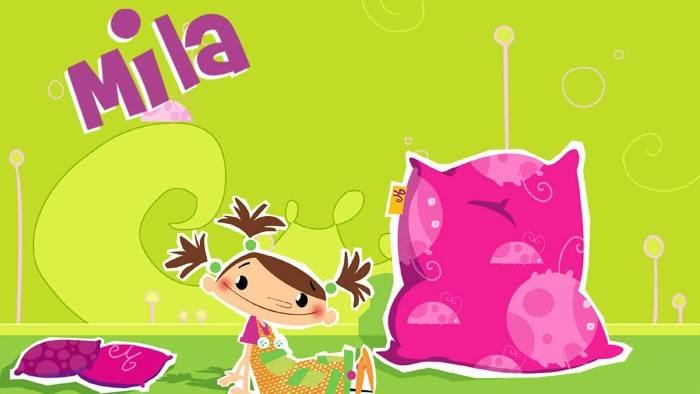 Image du programme Mila, mille et une histoires S 01