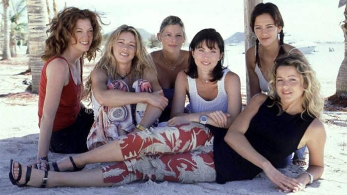 Image du programme Les vacances de l'amour