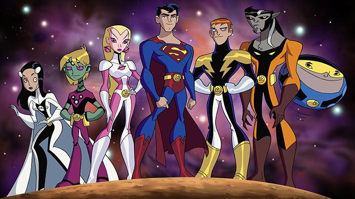 Image du programme La Légende des Super-Héros Saison 1