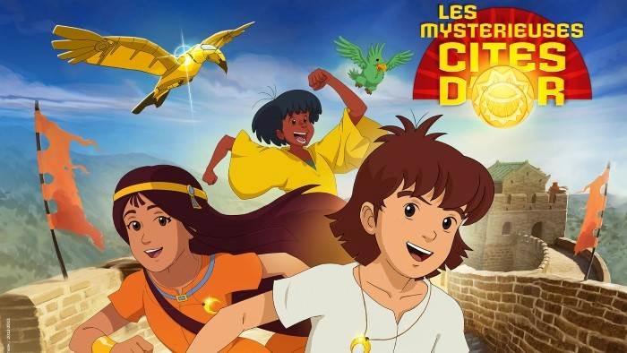 Image du programme LES MYSTÉRIEUSES CITÉS D'OR (SAISON 3)