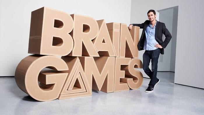 Image du programme Brain Games