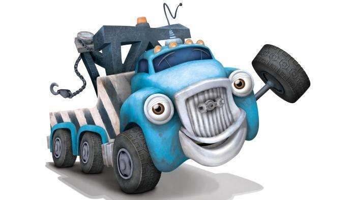 Image du programme Jack et les camions