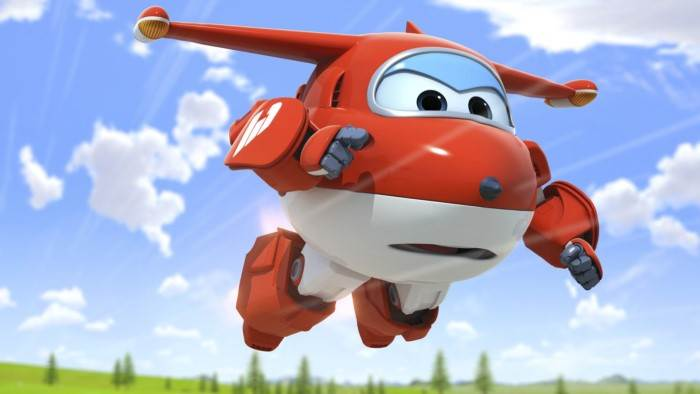 Image du programme Super Wings, paré au décollage !