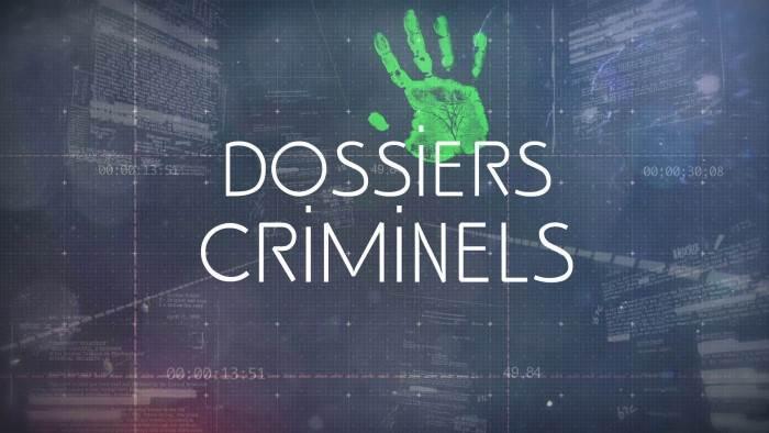Image du programme Dossiers criminels