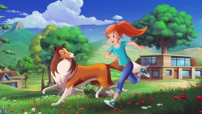Image du programme Lassie