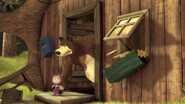 Image du programme Masha et Michka S 02