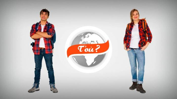 Image du programme T'où ?