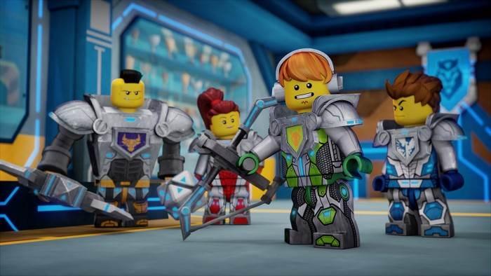 Image du programme Nexo Knights les chevaliers du futur