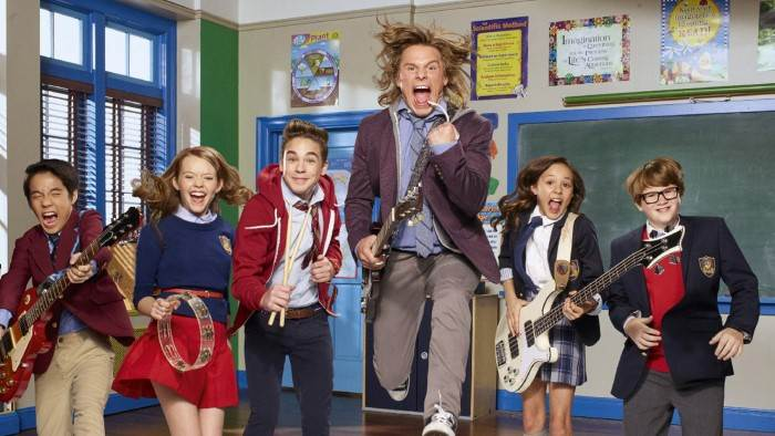 Image du programme Rock Academy