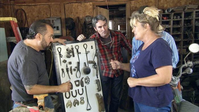 Image du programme American Pickers, la brocante made...