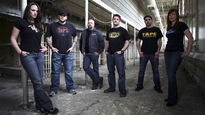 Image du programme Ghost Hunters S 06