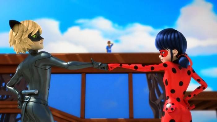 Image du programme Miraculous, Les aventures de Ladybug et