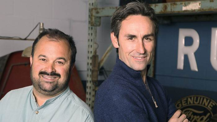 Image du programme American Pickers, la brocante made... S 11