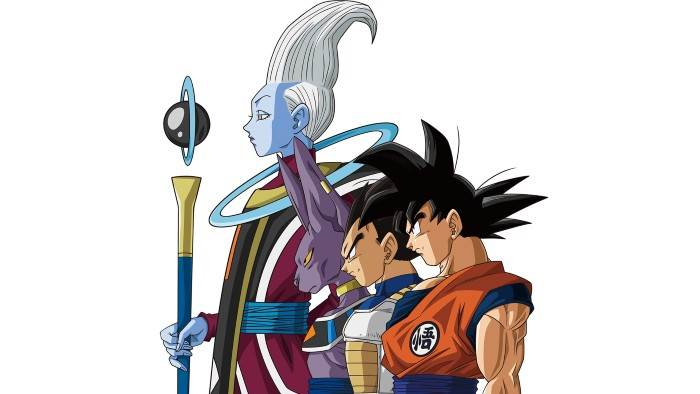 Image du programme Dragon Ball Super Saison 1