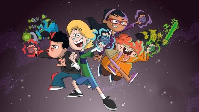 Image du programme Supernoobs
