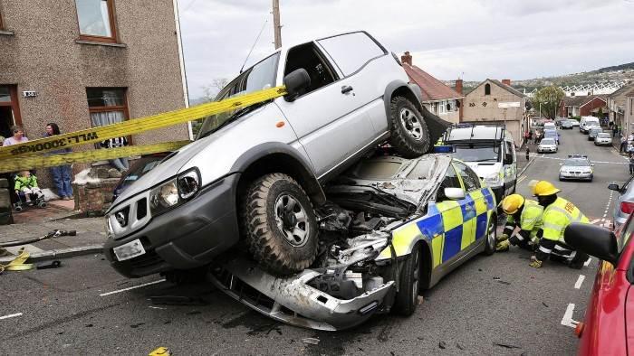 Image du programme Police de l'autoroute S 04