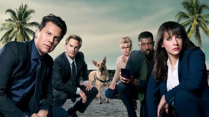 Image du programme Angie Tribeca S03