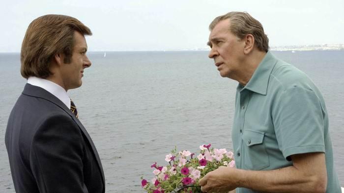 Image du programme Frost-Nixon : l'heure de vérité