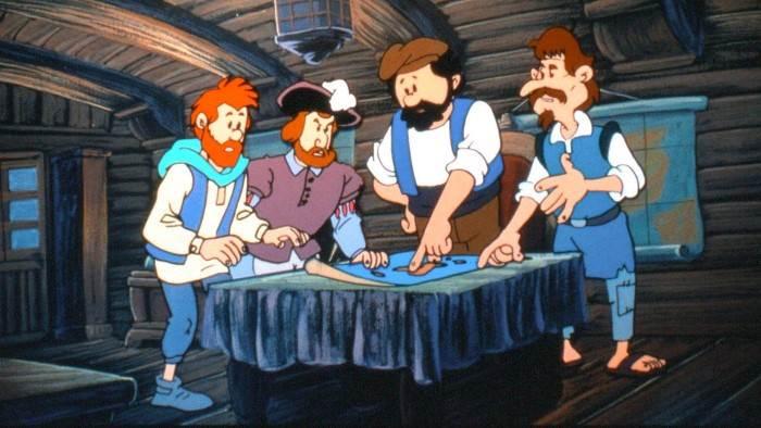 Image du programme Il était une fois... les explorateurs