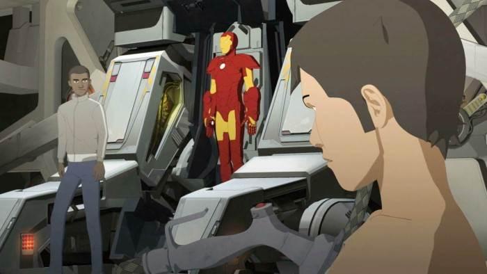 Image du programme Iron Man Saison 1