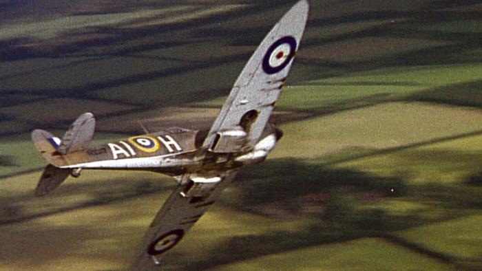 Image du programme La bataille d'Angleterre
