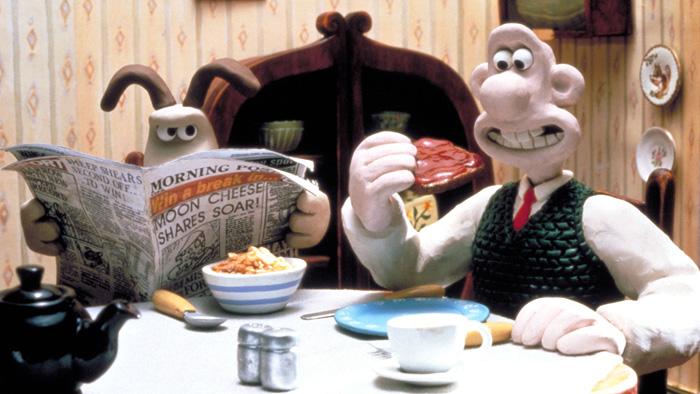 Image du programme Wallace & Gromit : le mauvais pantalon