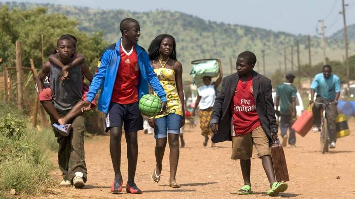 Image du programme Africa United