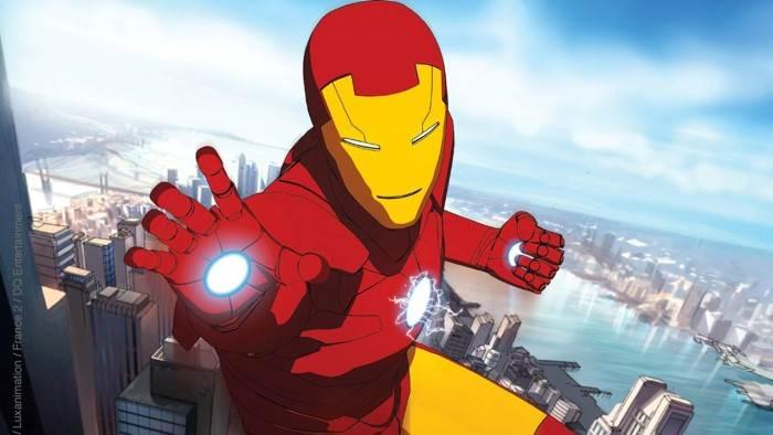 Image du programme Iron Man Saison 2