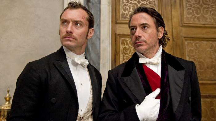 Image du programme Sherlock Holmes : jeu d'ombres