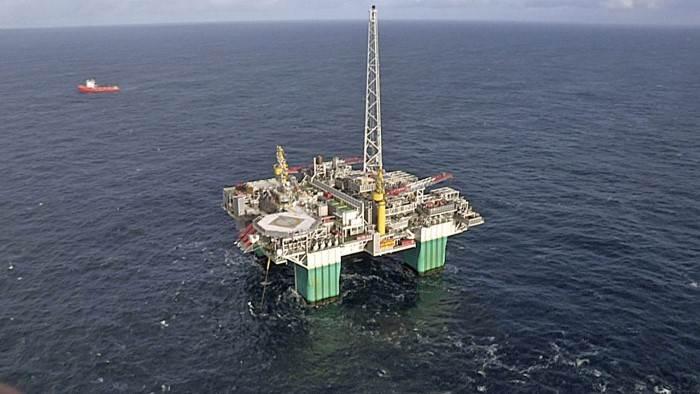 Image du programme La plate-forme offshore de Gjoa,...