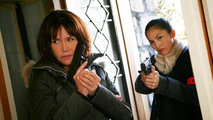 Image du programme Les Bleus, premiers pas dans la police S 03