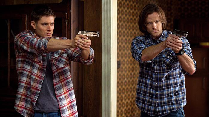 Image du programme Supernatural S 13